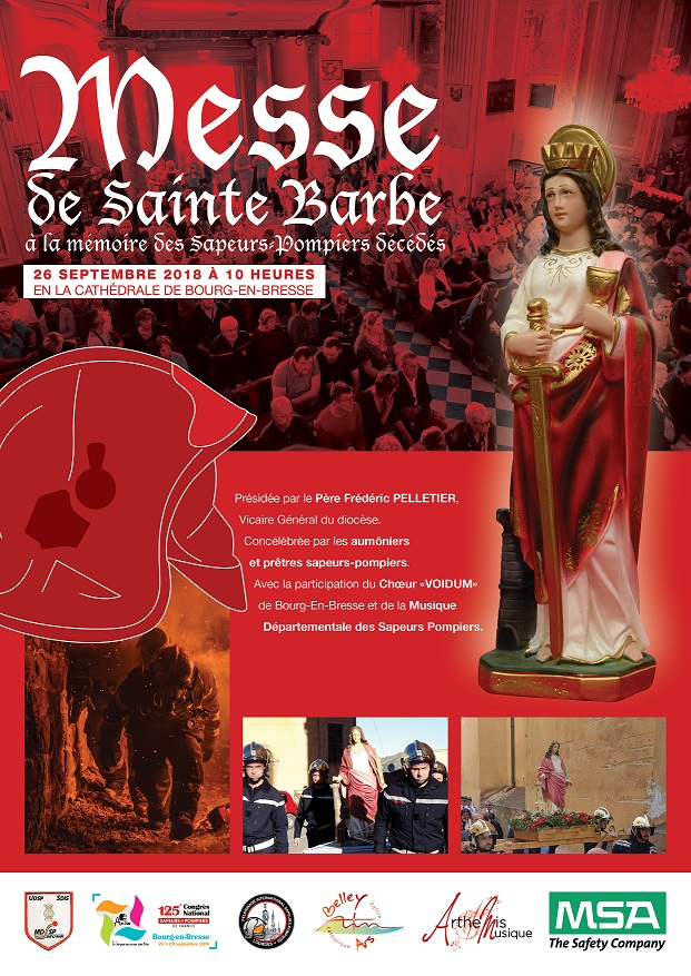 Messe de Sainte Barbe